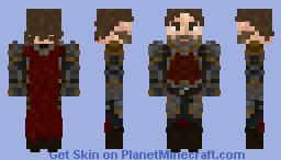 Jaime Lannister {Game of Thrones} Minecraft Skin