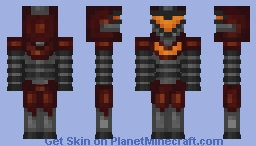 Marauder Armor [Request] [Shaded] [1.8/Universal] [MUST LOOK IN 3D] Minecraft Skin