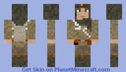 Ultimis Nikolai (World at War, Black Ops 1, 3 and 4) Minecraft Skin