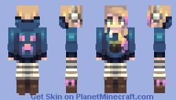 Player One Minecraft Skin