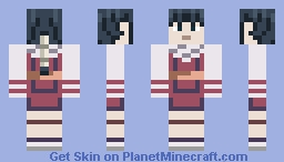 Qiang Lei (Headbandless) Minecraft Skin