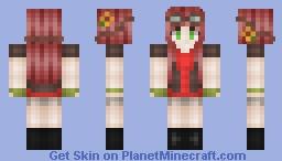 My Mascot ;) Minecraft Skin