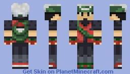 Brendan [R/S/E] Minecraft Skin