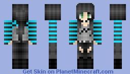 ❤αღ૪❤ Amy Lee (Evanescence) Rock Am Ring '03 Minecraft Skin