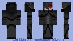 Alucard hellsing Vlad Minecraft Skin