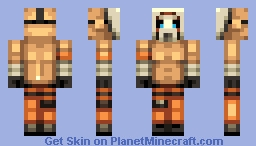 Borderlands Psycho Minecraft