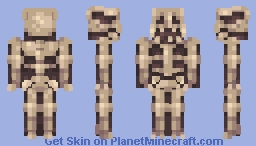 What Lurks Beneath Minecraft Skin
