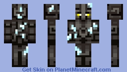 Duntoor the Unspoken [Contest 24th Place] Minecraft Skin
