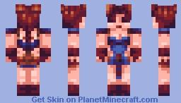 Skin Test: The Sequel Minecraft Skin