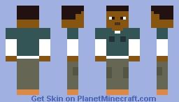 Franklin Clinton Minecraft Skin
