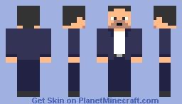 Michael De Santa Minecraft Skin