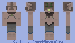 The Falmer Skin (Skyrim Mob) - Contest! Minecraft Skin