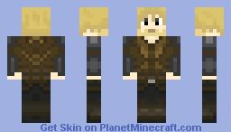 My roguish warrior skin Minecraft Skin