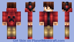 Cool guy Minecraft Skin