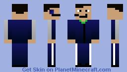 The New Me! (New start for profile, new start for skin!) Minecraft Skin