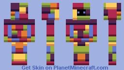 Tetris Dude Minecraft Skin