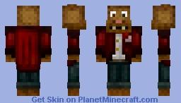 TheDarkTeddy for 1.8 Minecraft Skin