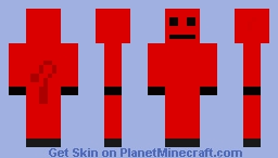 The Devil Minecraft Skin