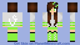 The Viner (A request from ileikfluffypuppies) [First Request ever done :P] Minecraft Skin