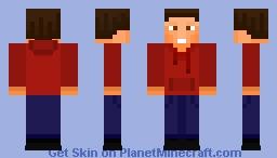 Better Nick Minecraft Skin
