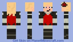 Edea (Bravely Default) Minecraft Skin