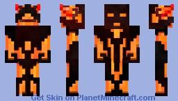 Hephaestus - Denizen of the Forge Minecraft