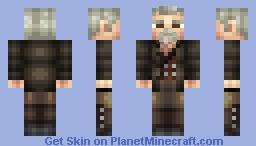 War Doctor- John Hurt (Doctor Who 50th Anniversary Skin Series)