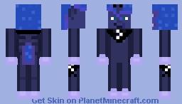 Princess Luna [MLP:FiM] Minecraft Skin