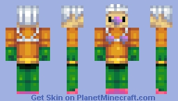 Mermaid Man (Popreel!) Minecraft
