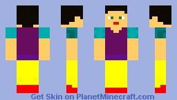 mom Minecraft Skin