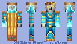 Ossa Regis Magum - Contest Entry Minecraft Skin