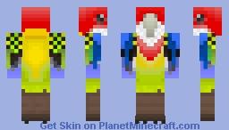 Rosella Minecraft Skin
