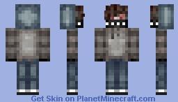 ticci toby minecraft skin