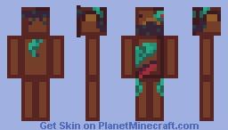Coco the Diamond Cyborg Bandit [PBL S1] Minecraft Skin