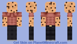 Mr.Cookie (new outfit) (read description) Minecraft Skin