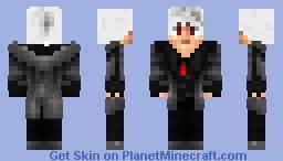 DarkDante DMC's DLC Minecraft Skin