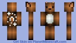 Deer :D [ RE-POSTED ] Minecraft Skin
