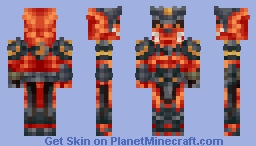 Infernal Nasus - League of Doges Minecraft Skin