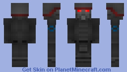 ☣ H.A.Z.M.A.T Officer ☣ (Outdated) Minecraft Skin