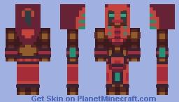 (PBL) Horus the Fallen Minecraft