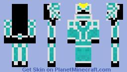 Epic See Through Skin!!! Minecraft Skin