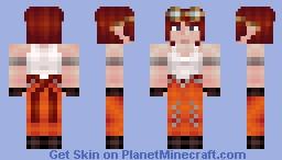 Sci-Fi Engineer - Katie Moon Minecraft