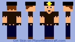 Miner Minecraft Skin