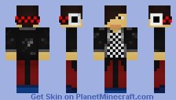 Norman Minecraft Skin