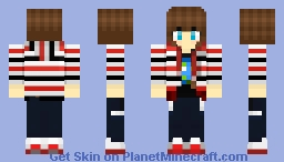 PMC Girl {Requested by lovebugemy__official} Minecraft Skin