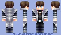 Seto Kaiba YuGiOh Minecraft Skin - Skin para minecraft de yugioh