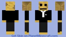 Mr. Fijiwiji Minecraft Skin