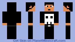 Punisher Minecraft Skin