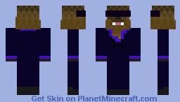 The Fluffy Bacca Minecraft Skin
