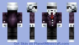 Daft Punk Thomas Bangalter *Final Update?* Minecraft Skin